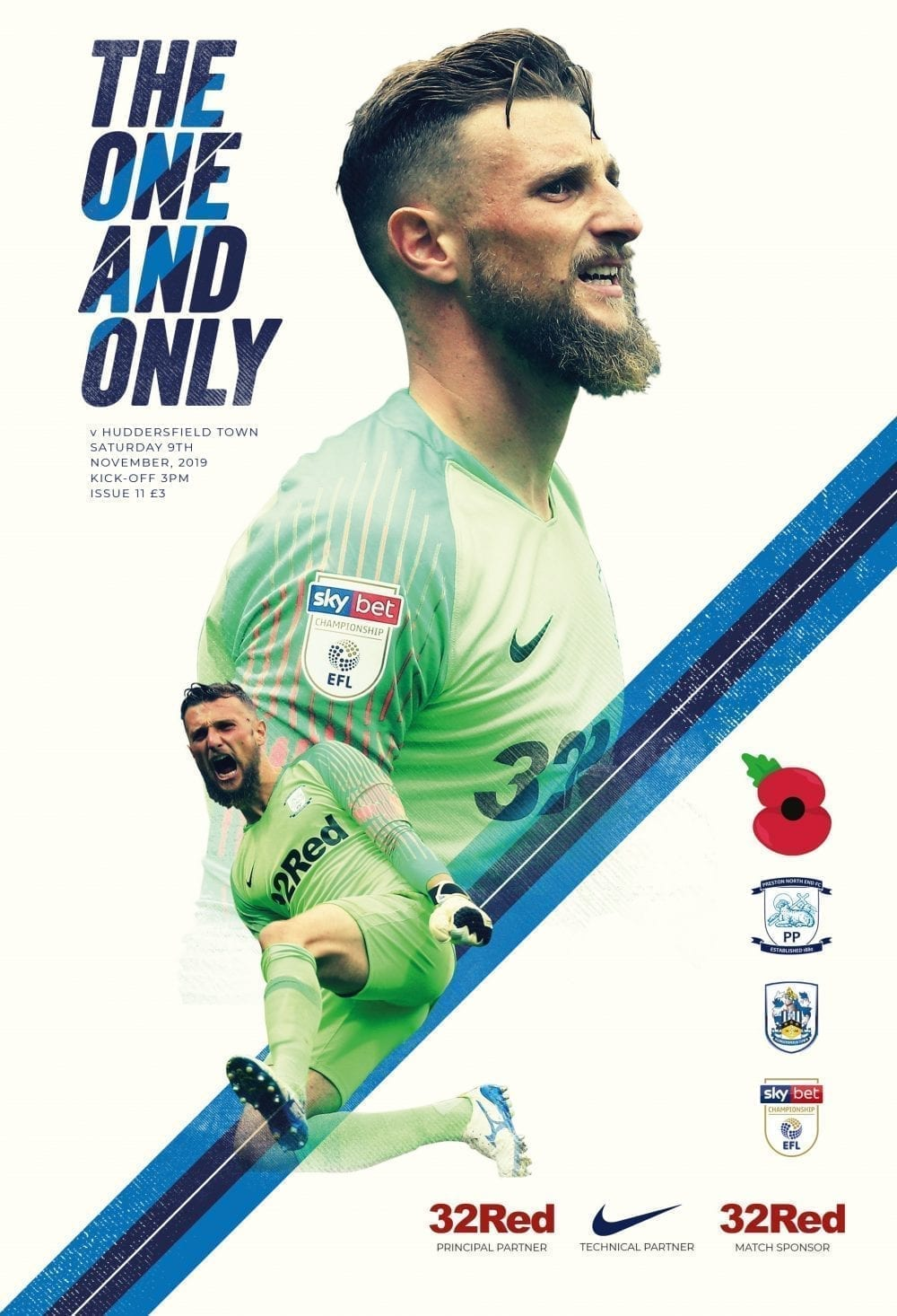 Preston North End v Huddersfield