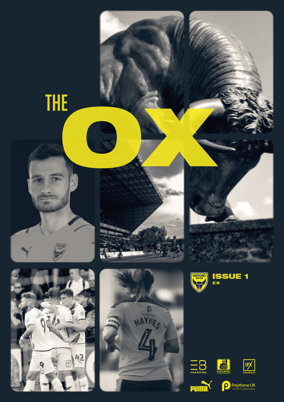 The Ox Issue 1
